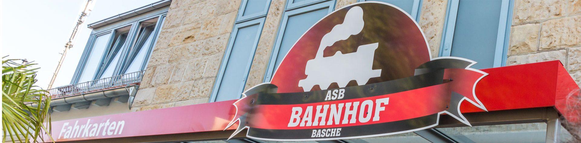 ASB Bahnhof Basche